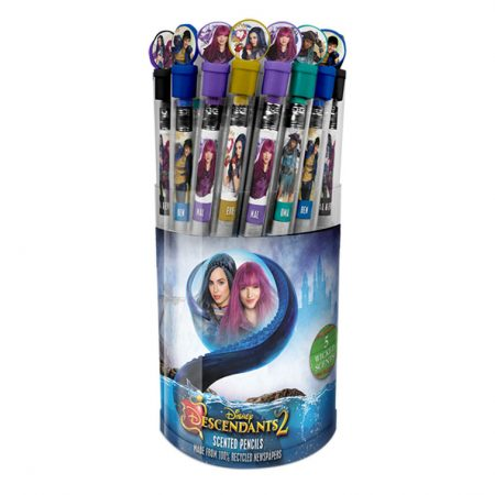 Disney Descendants Bucket