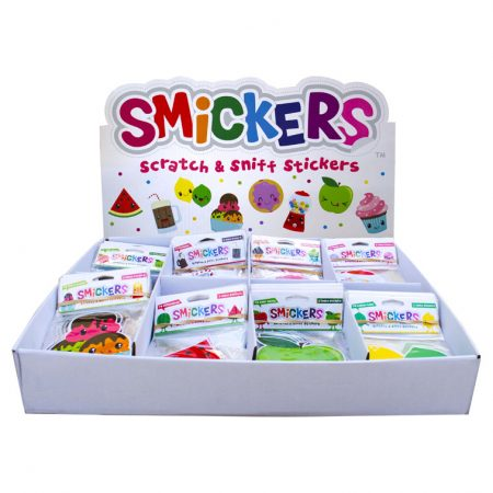 Jumbo Smickers Display