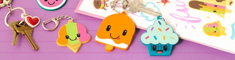 Scented Keychains